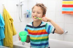 Pflege Zahnspange